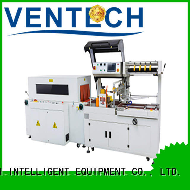 VENTECH shrink wrap machine for factory