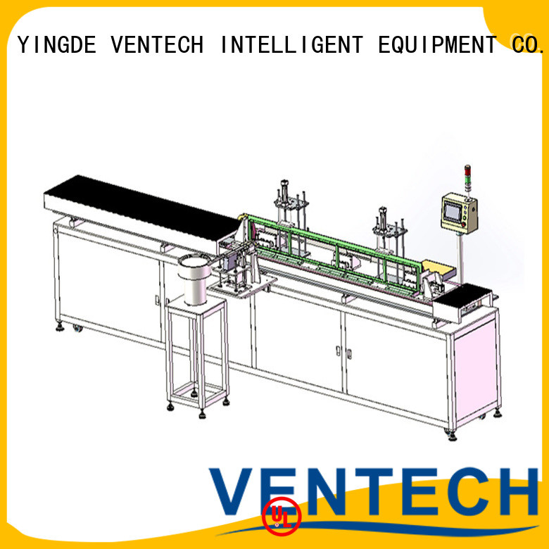 VENTECH hot selling shrink packing machine design for plant