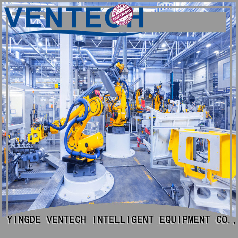 VENTECH welding line inquire now for factory