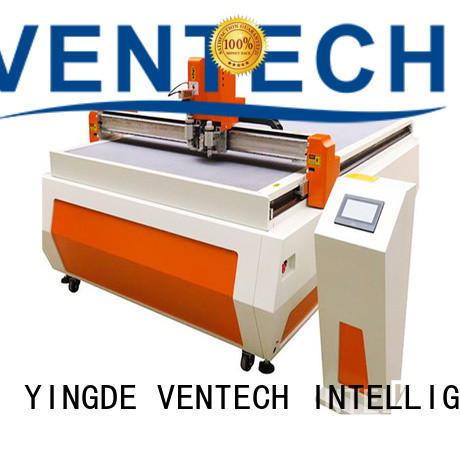 VENTECH good quality fabric cutting machine manufacturer for workshop