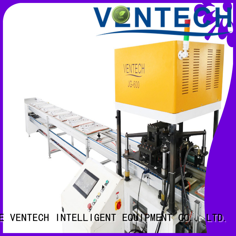 VENTECH shrink packing machine design for work place